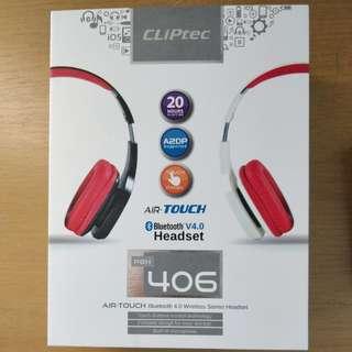 CLiPtec PBH 406 Wireless Bluetooth Headset