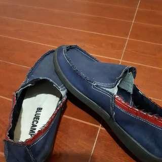 Blue Camp Shoes