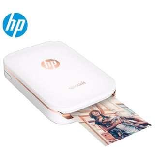HP口袋相印機✨加贈1盒原廠相片紙哦‼️