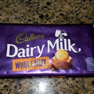Cadbury Dairy Milk 200e