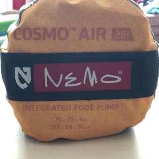 Sleeping Pad NEMO Cosmo Air Long Wide