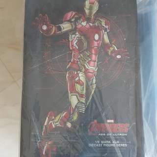 Ironman diecast collection