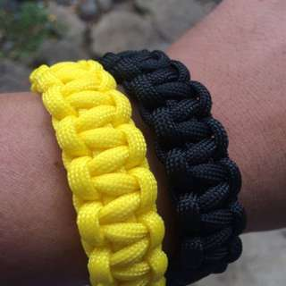Paracord Cobra Weave Style