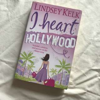I heart Hollywood by Lindsey Kelk