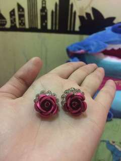Anting rose