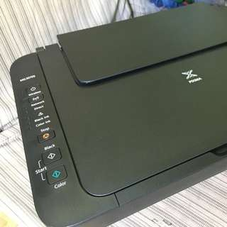 Canon Pixma All-in-1 Wireless Printer