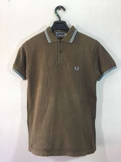 FRED PERRY RINGER MADE IN ENGLAND