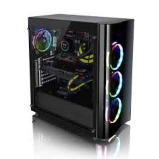 Thermaltake View 22 TG Mid Tower - CA-1J3-00M1WN-00