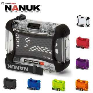 Nanuk Nano 310/320/330 Hard Cases - Local Ready Stock! From Canada!