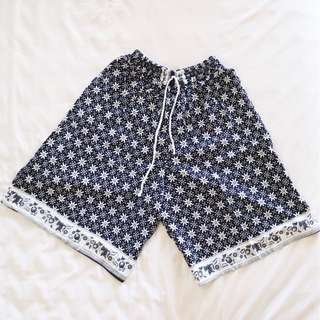 Celana karet batik