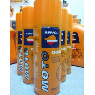 Repsol Chain Lube (400ml)