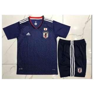 BNWT Japan 2018 World Cup Football Jersey Shirt