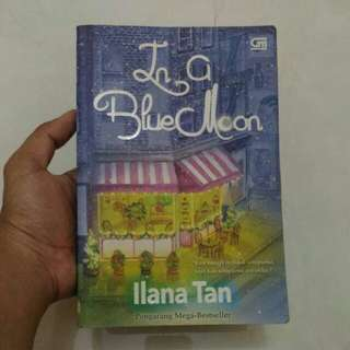 [PRELOVED] In a Blue Moon by Ilana Tan