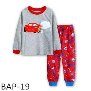 Mcqueen Long sleeve Pajamas BAP19