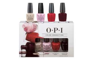 O.P.I Color connection mini pack