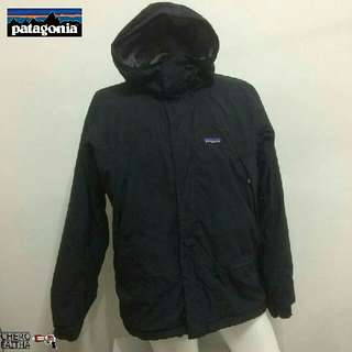 Patagonia puffy coat jacket with hood