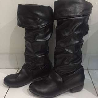 Sepatu Boot Keren