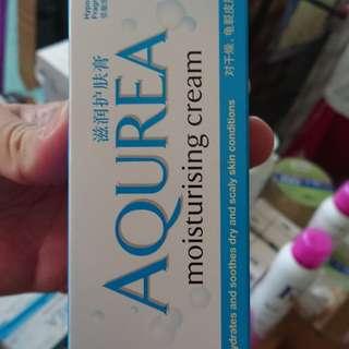 Aqurea Moisturising Cream 100g ( Lowest price)