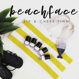 Beach Face Lip & Cheek Tint