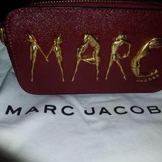 MARC JACOB snapshot 100% authentic