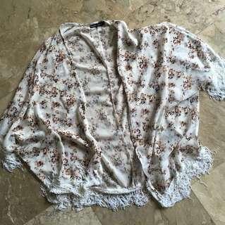 Ten & Co Australian brand Kimono Cover up