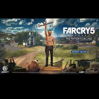 Far Cry 5 Father's Calling figurine from UbiCollectibles Preorder