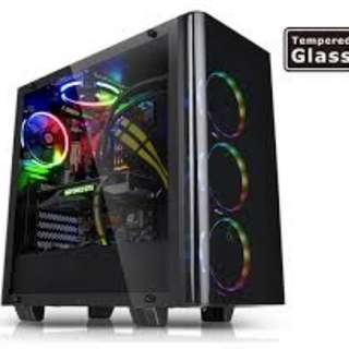 Thermaltake  View 21 TG - CA-1I3-00M1WN-00