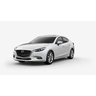 Mazda NEW Mazda 3 1.5A for Lease and Buy Back