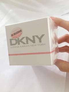 [全新有盒] DKNY經典粉紅蘋果香水 30ml