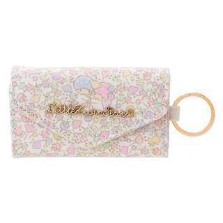 Japan Sanrio Little Twin Stars Key Case (Floret)