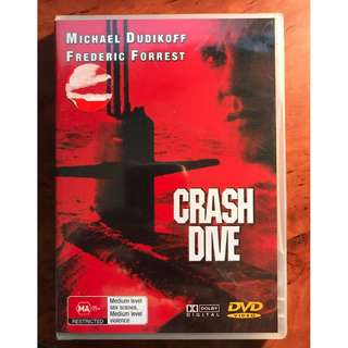 Crash Dive DVD