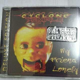 Music CD (Metal): Cyclone Temple–My Friend Lonely - Cult U.S. Thrash Metal