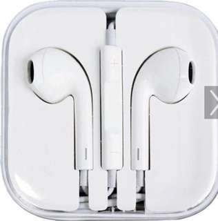 Apple原裝earphone