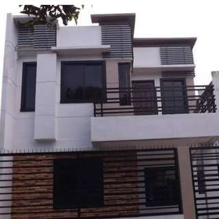 House and lot in Quezon City- Batasan Hills Sunnyside Heights