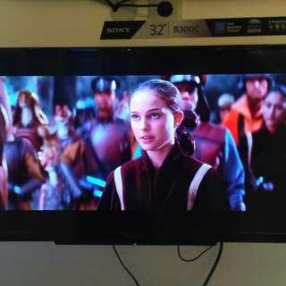 "Kredit Tv Sony 32"" KDL-32R300C"