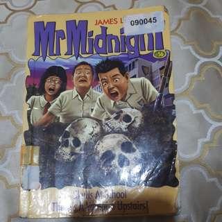 Mr Midnight Story Book