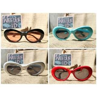 Kacamata Kurt Cobain / kacamata capung