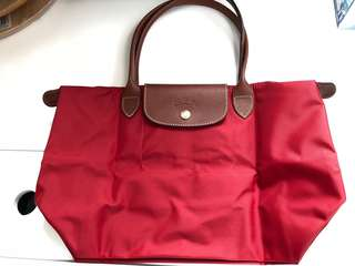 Long Champ medium size bag 袋