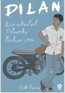 Ebook Dilan dan Milea 3 series