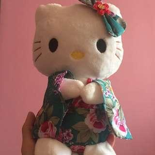 Hello kitty kimono toy