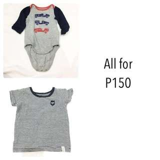 Gap & Cotton On baby clothes