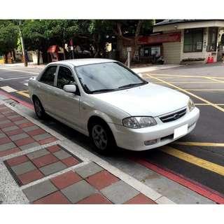 2005年 TIERRA ACTIVA 1.6L 便宜代步房車 全車原 內外美 無待修 可分期