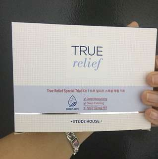 True Relief Etude House Trial Kit