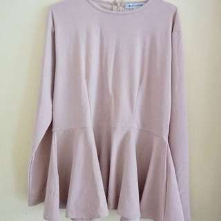 Pepperplum Pastel Top