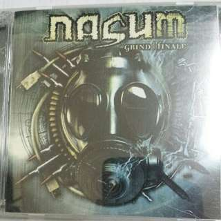 Music CD (Metal, 2xCD): Nasum ‎– Grind Finale - Legendary Swedish Grindcore Band