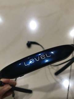Level earphone