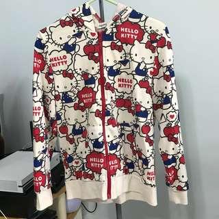 日本 Hello Kitty Sanrio 連帽外套 Jacket