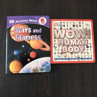 Stars and Planets/ Wow! Human Body