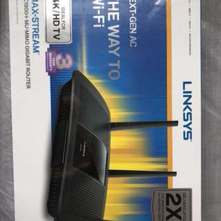 Linksys Maxstream AC1900+