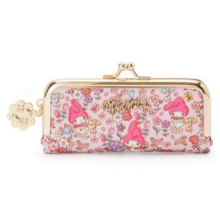 Japan Sanrio My Melody Seal Case (Small Flower)